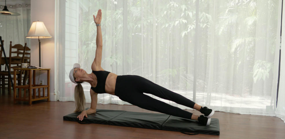 Balance and Stability Workouts with Katherine Hartley