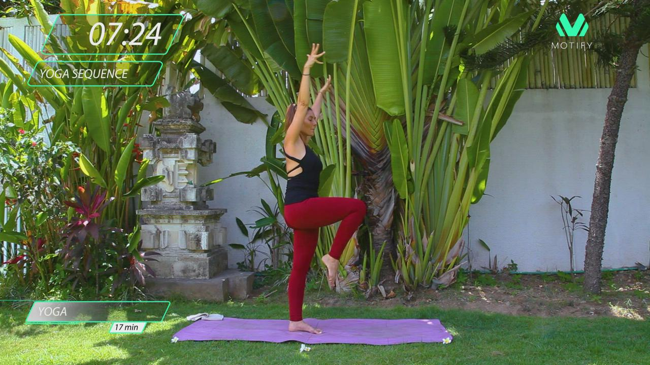 Training 3: Short and Sweet Yoga Practice