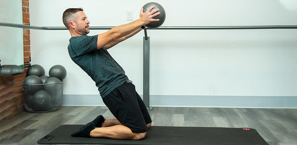 Traditional Mat Pilates with Steve Mazich