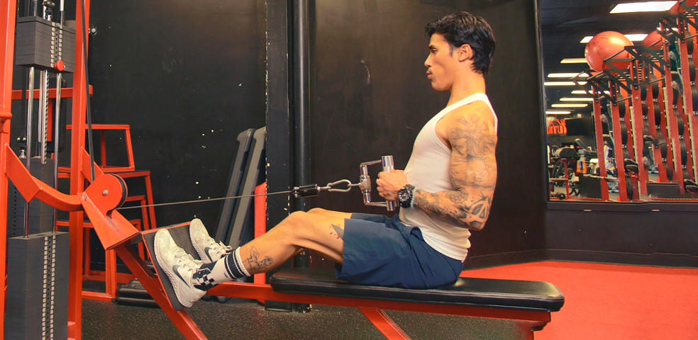 Muscle and Strength with Christian Borja
