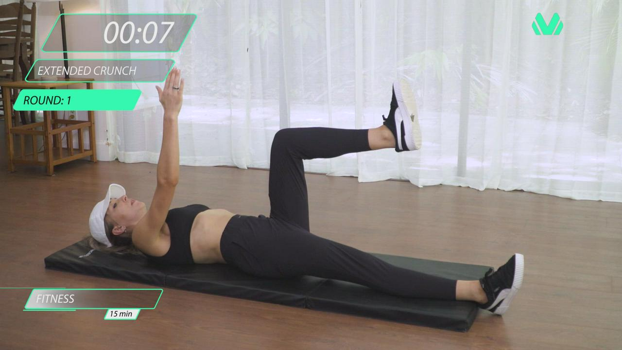 15 Minutes Full Body Workout