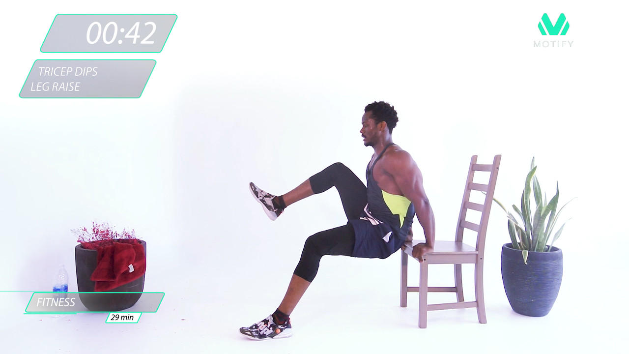 Compound Lower Body Workout