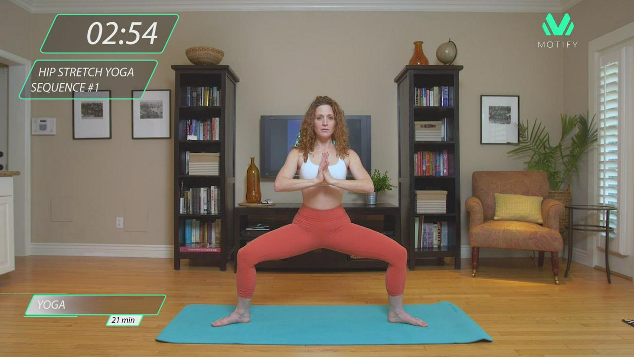 Yoga Body Series - Day 3