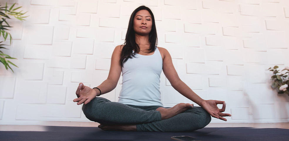 Yoga Express With Yvette Jain