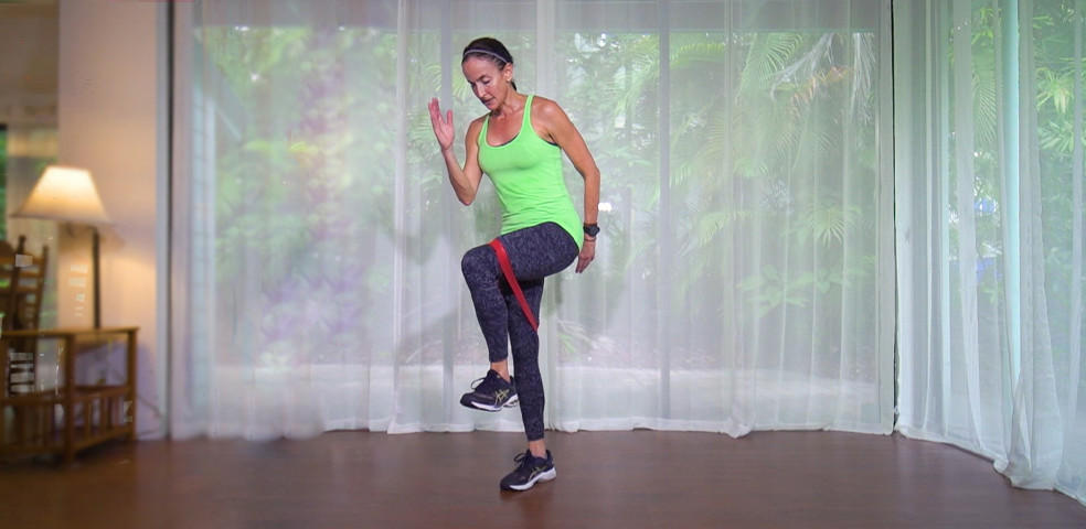 High Intensity Cardio Workouts with Maria Elena Giusti