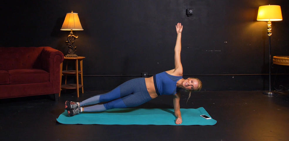Lower Body Toning with Amanda Schwartz