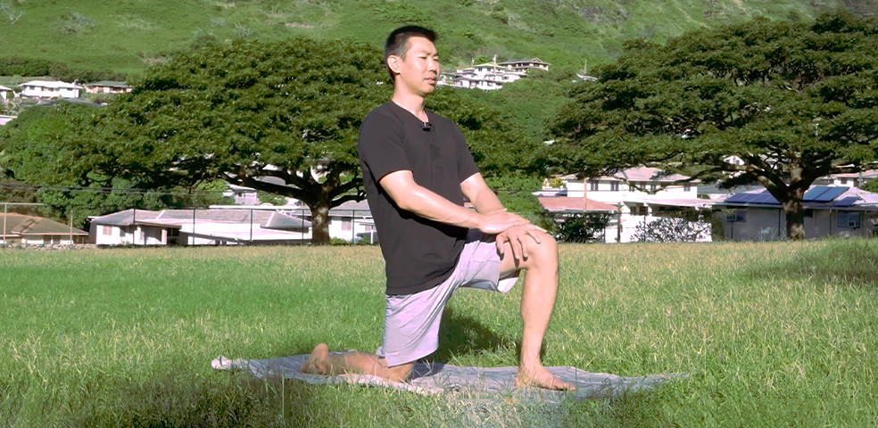 Everyday Mobility Workout with Andrew Takata