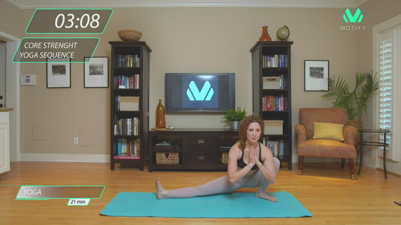 Yoga Body Series - Day 4