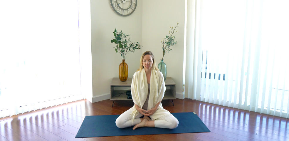 Meditation Starts Here with Leah Kinsella