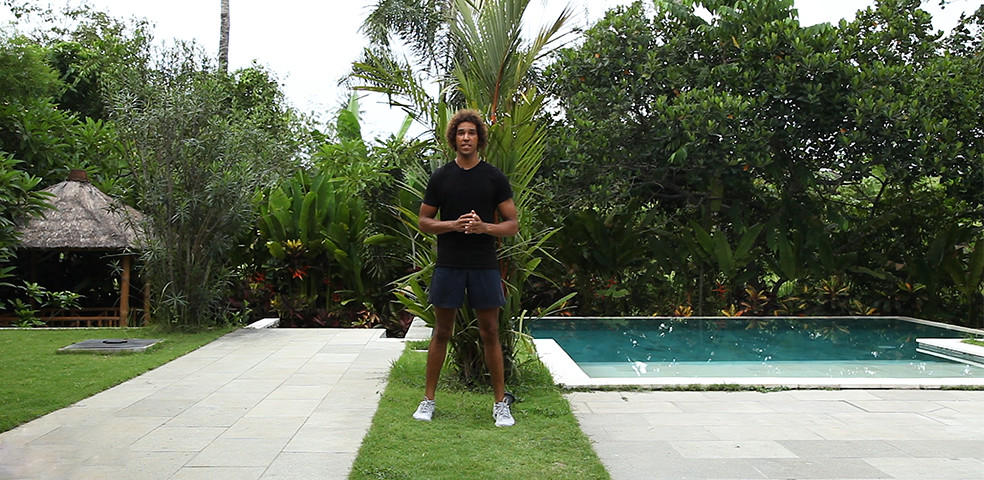 Resistance Training with Maxime Mansat