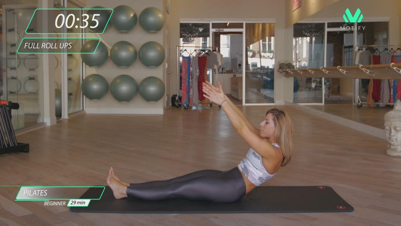 Pilates for a Strong Back