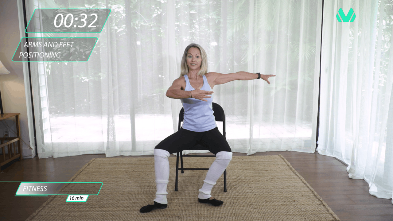 Seated Barre Class