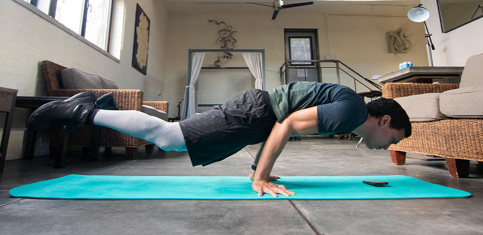 Target Your Glutes, Quads, and Hamstrings with AJ Merino