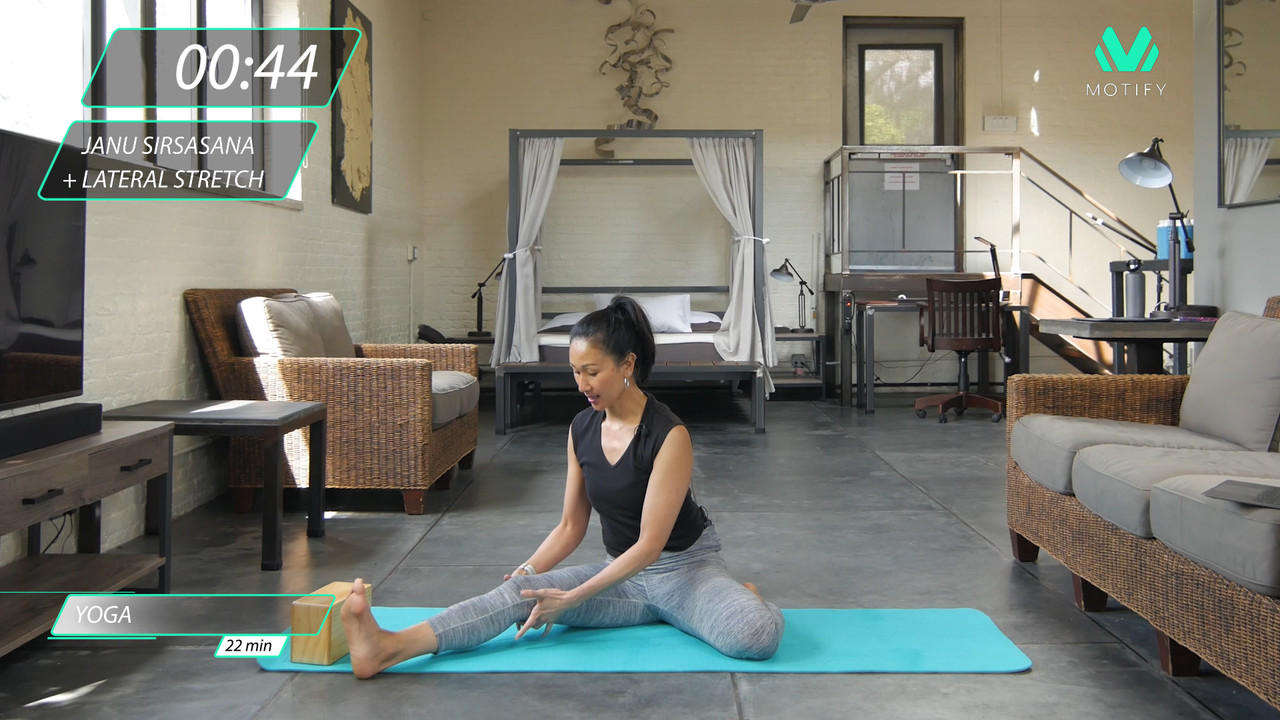 Active and Passive Recovery Stretches