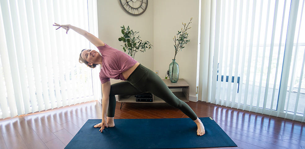 All Levels Yoga to Start Your Day with Leah Kinsella