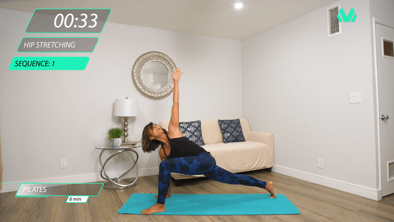 Pilates Yoga Stretch