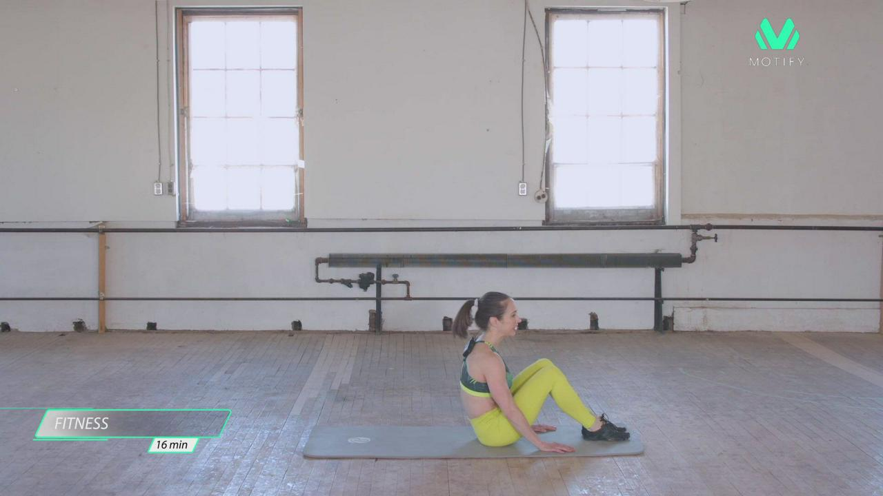 BODYWEIGHT HIIT WORKOUT #2