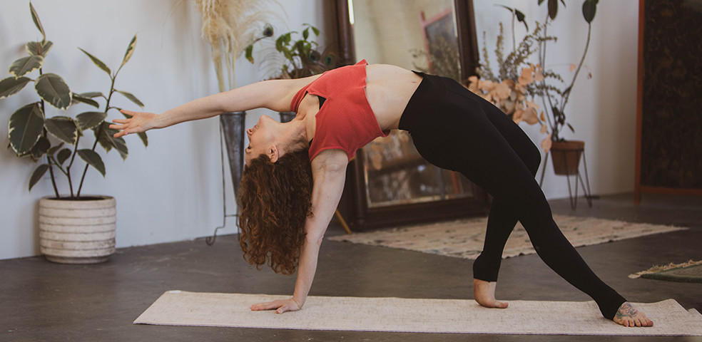 Yoga Flexibility and Injury Prevention with Dana Fares