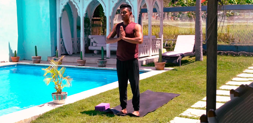 Self Salutation and Body Strength with Tao