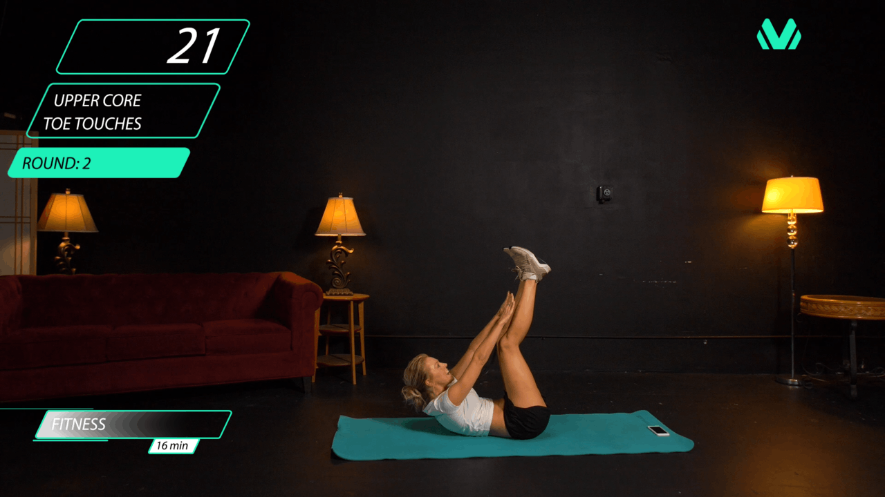 Cut to the Core Workout